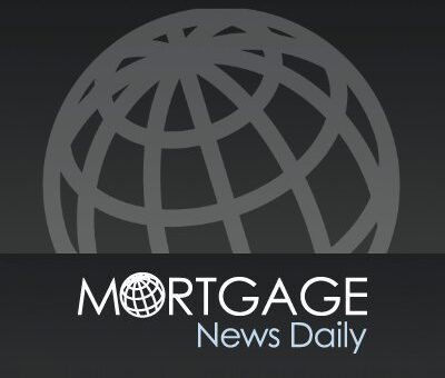 Mortgage Rates Are Now Well Over 3 Percent