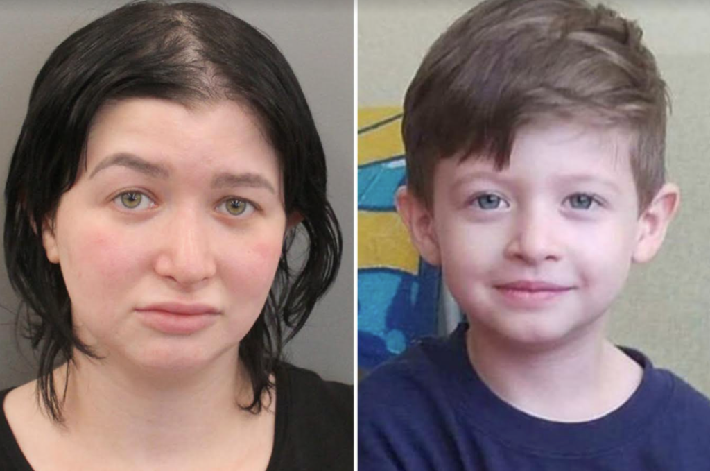 Mom 'forced son, 6, to overdose on meth, cocaine and other drugs so she could collect $100,000 insurance payout'