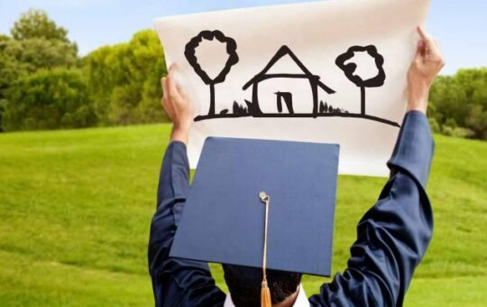 These states will pay off your student loans if you buy a home there