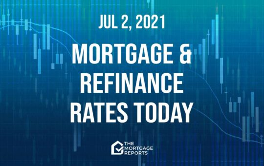 Mortgage And Refinance Rates Today, July 2