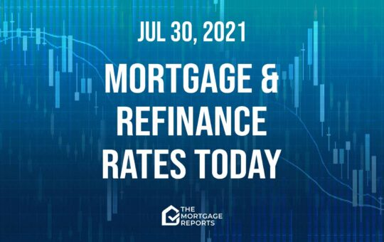 Mortgage And Refinance Rates Today, July 30