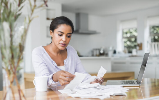 How Much Money Should You Put Towards Debt?
